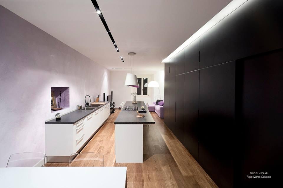 Ristrutturazione di un appartamento di 65 mq - Ristrutturazione Low Cost