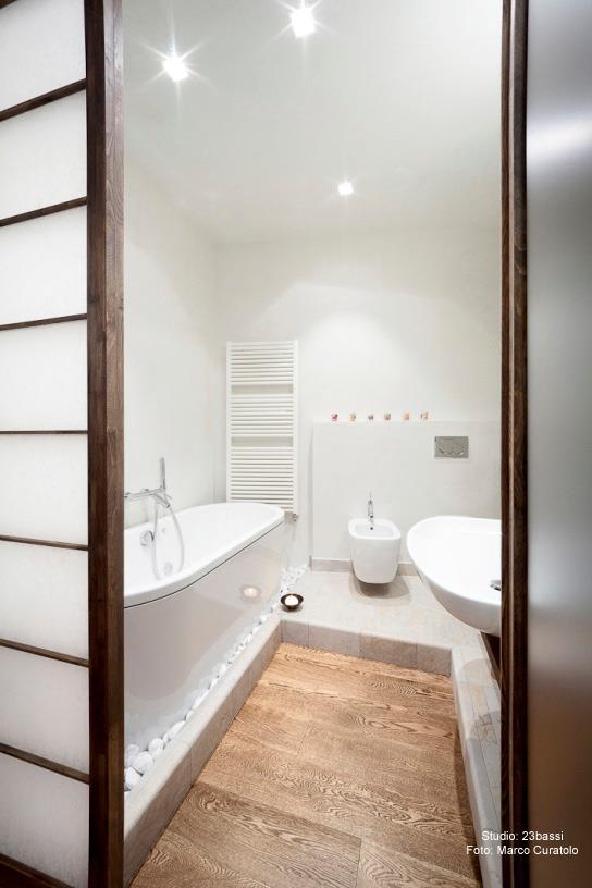 Ristrutturazione di un appartamento di 65 mq - Iva ristrutturazione bagno ...