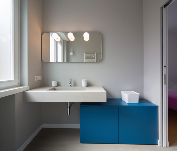 Rivestimenti per il bagno quali scegliere ristrutturazione low cost - Bagno low cost ...