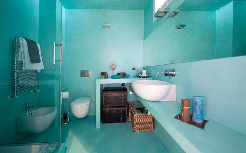 Piastrelle Bagno Turchese : Rivestimenti per il bagno quali scegliere ristrutturazione low