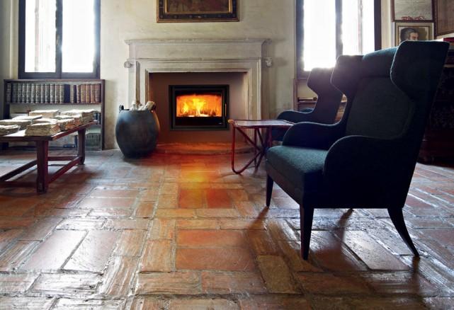 Camini a pellet un arredo che riscalda la tua casa for Caminetti da arredo