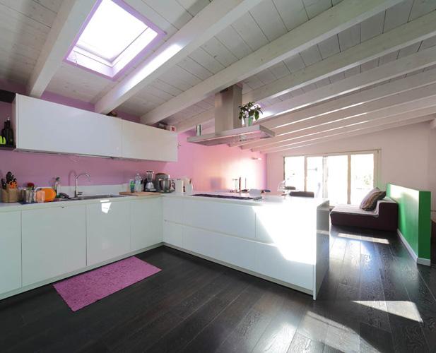 Finestra per la mansarda ristrutturazione low cost - Dimensioni finestre velux ...