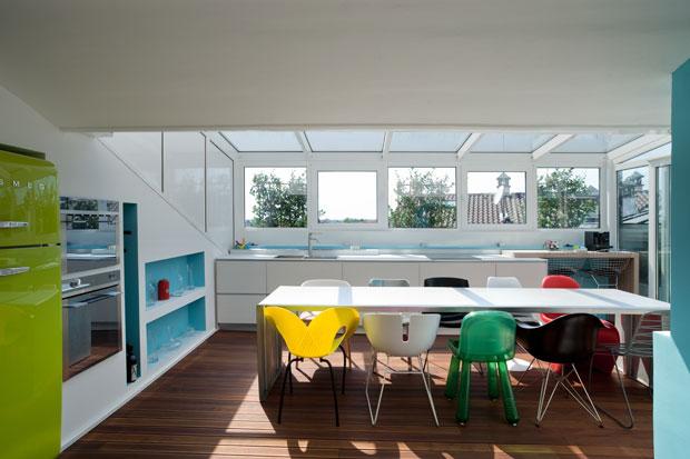 Idee per ristrutturare un loft ristrutturazione low cost