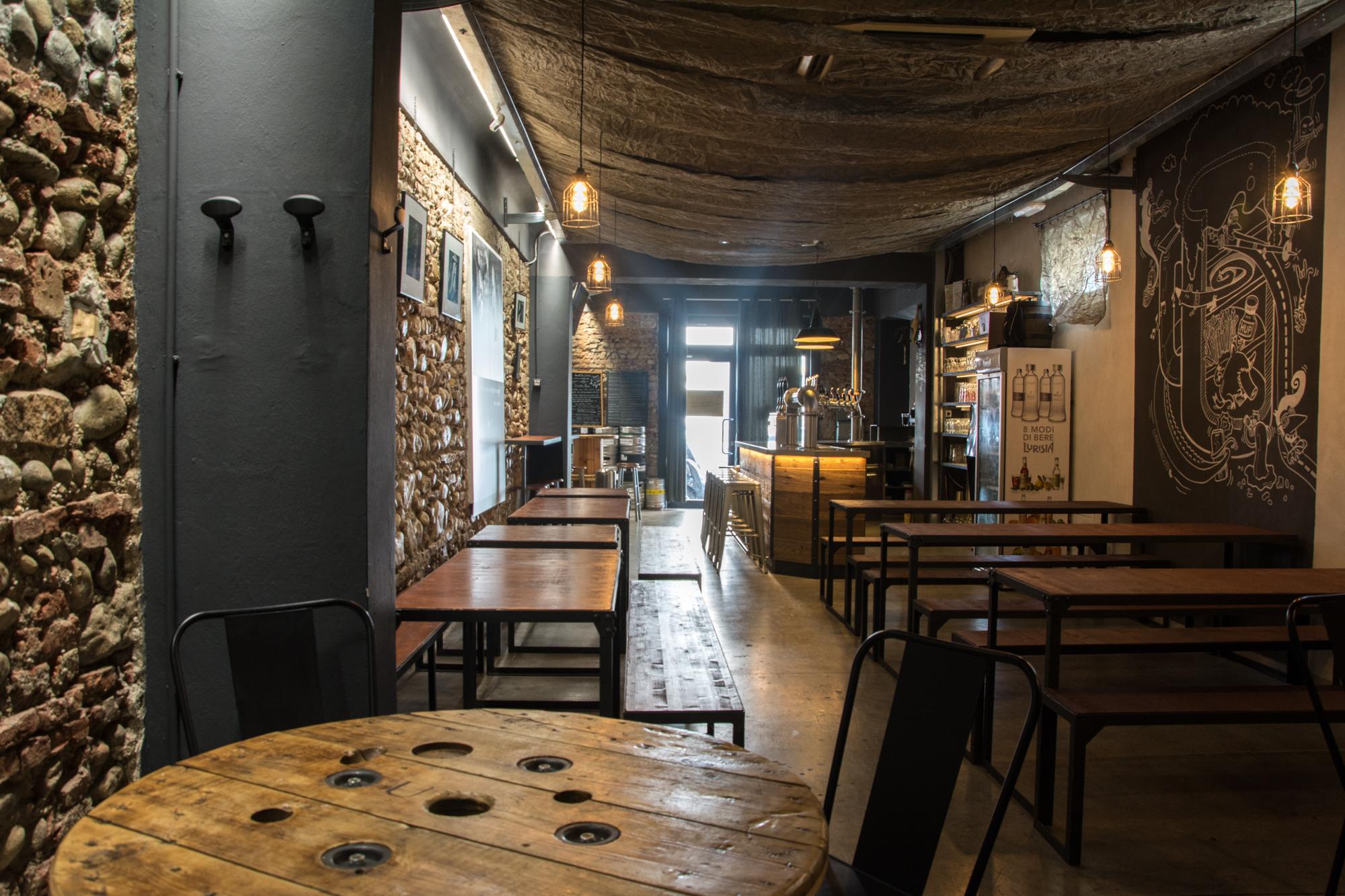 Il piacere del Pub - Ristrutturazione Low Cost
